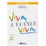 Livro - Viva a Poesia Viva