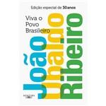 Livro - Viva o Povo Brasileiro - Edição Especial de 30 Anos