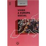 Livro - Viver a Europa Social