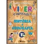 Livro - Viver e Aprender História e Geografia - 1ª Série