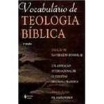 Livro - Vocabulário de Teologia Bíblica