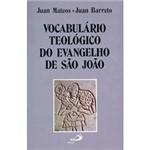 Livro - Vocabulário Teológico do Evangelho de João