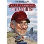 Livro - Você Conhece Steven Spielberg?