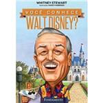 Livro - Você Conhece Walt Disney?