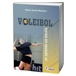 Livro Voleibol se Aprende na Escola