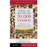 Livro - Volta ao Mundo em 20.000 Vinhos