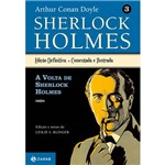 Livro - Volta de Sherlock Holmes, a - Sherlock Holmes Vol. 3