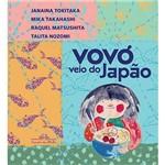 Livro - Vovó Veio do Japão