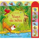 Livro - Vozes da Selva: Sons Divertidos