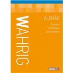 Livro - Wahrig - Alemão - Dicionário Semibilíngue para Brasileiros