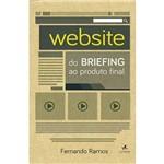 Livro - Website: do Briefing ao Produto Final