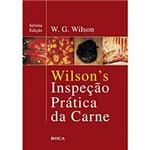 Livro - Wilson´s - Inspeção Prática da Carne
