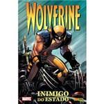 Livro - Wolverine - Inimigo do Estado
