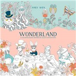 Livro - Wonderland: a Coloring Book Inspired By Alice's Adventures