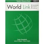 Livro - World Link - Book 3 - Developing English Fluency - Teacher´s Resource