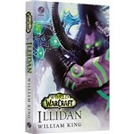 Livro - World Of Warcraft: Illidan