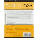 Livro - World Pass Advanced - Teacher´s Resource Book