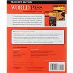 Livro - World Pass Upper-Intermediate - Teacher´s Edition