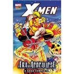 Livro - X-Men a Era do Apocalipse: a Saga Completa - Volume 4