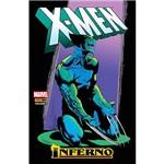 Livro - X-Men: Inferno