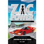Livro - Zac Power 21: Aventura na Pista de Corrida