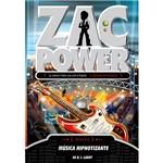 Livro - Zac Power 25: Música Hipnotizante