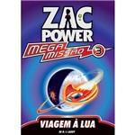 Livro - Zac Power Mega Missão 03: Viagem à Lua