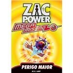 Livro - Zac Power Mega Missão 04: Perigo Maior