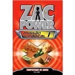 Livro - Zac Power Missão Radical 01: Tempestade de Areia