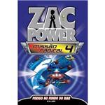 Livro - Zac Power Missão Radical 04: Perigo no Fundo do Mar