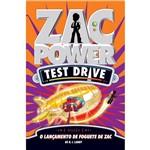 Livro - Zac Power Test Drive 11: o Lançamento de Foguete de Zac