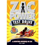 Livro - Zac Power Test Drive 14: a Aventura Movediça de Zac