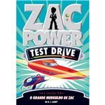 Livro - Zac Power Test Drive 15: o Grande Mergulho de Zac