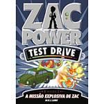 Livro - Zac Power Test Drive - a Missão Explosiva de Zac