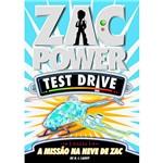 Livro - Zac Power Test Drive: a Missão na Neve de Zac