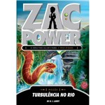 Livro - Zac Power 22: Turbulência no Rio