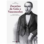Livro - Zacarias de Góis e Vasconcelos - Coleção Formadores do Brasil