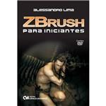 Livro - ZBrush para Iniciantes