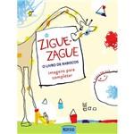 Livro - Zigue-Zague: o Livro de Rabisco