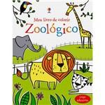 Livro - Zoológico: Meu Livro de Colorir