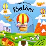 Livros - Balões - Coleção Movimento