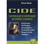 Livros - CIDE - Contribuição de Intervenção no Domínio Econômico