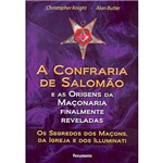 Livros - Confraria de Salomão - e as Origens da Maçonaria Finalmente Reveladas