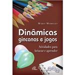 Livros - Dinâmicas, Gincanas e Jogos