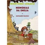 Livros - Memórias da Emília