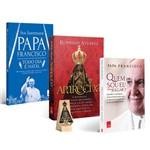 Livros Papa Francisco + Aparecida - 1ª Ed.