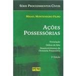 Livrro - Ações Possesórias - Série Procedimentos Cíveis