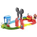 Locomotiva Mickey Mouse Club House Mickey Trem DNP49 - Mattel