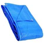 Lona 5x7m 150us Azul Vonder