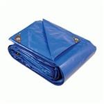 Lona Reforçada Azul 20 X 20m Pl 200 Micras - Vonder